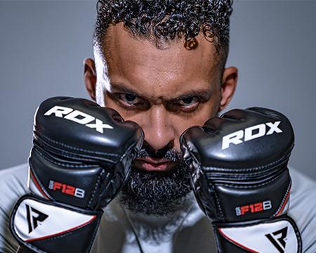 Luvas de MMA