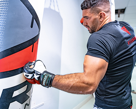 MMA Heavy Bags