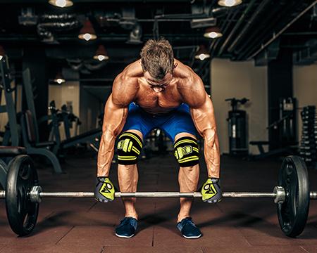 Снаряжение для тяжелой атлетики