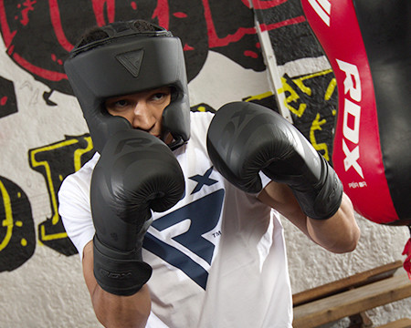 MMA Protective Equipment