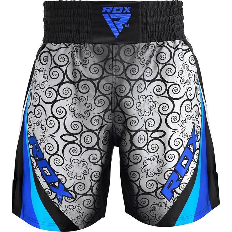 RDX BSS Trainings Boxerhose L Blau
