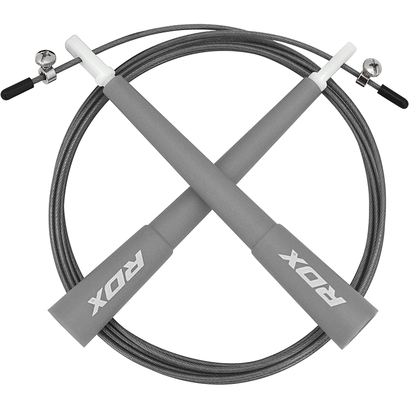 RDX C8 Grey Plastic Skipping Ropes