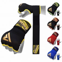 RDX Boxing Inner Hand Wraps MMA Bandages Grappling Weightlifting Gym Gloves au