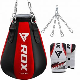 Rdx Mr Maize Punch Bag With Gloves
