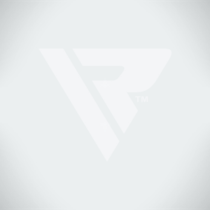 RDX F11 Filled Black & White Punch Bag & Boxing Gloves 12 oz