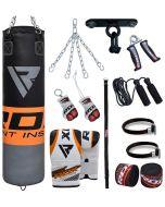 RDX 12O 13pc Punching Bag Set