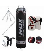 RDX F10 8pc Punch Bag With Gloves