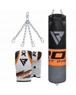 RDX F12 Punch Bag & Bag Gloves