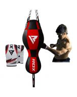 RDX 3 in 1 Punch Bag bag mitts