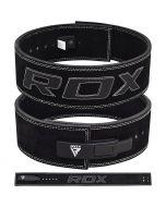 RDX 4L 10mm Leather Powerlifting Belt