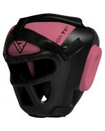RDX T1 Combox Pink Head Guard For Women