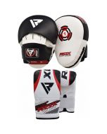 RDX Focus Pads & Bag Gloves Set