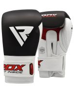 RDX Leather Boxing Gloves T1 Elite