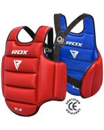 RDX T2 Taekwondo Chest Guard S/M
