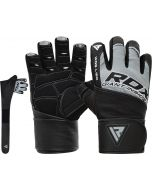 RDX L16 Gym Gloves with Wrist Strap