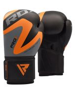 RDX F12 Orange Boxing Gloves