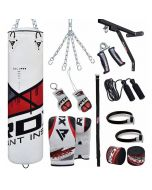 RDX F7 17pc Ego Punch Bag Set