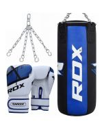 RDX F7 Somo Punch Bag With Gloves