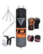 RDX FO 8pc Punch Bag Set