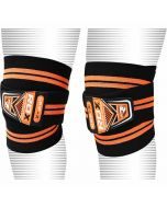 RDX K3 Zipra Knee Wraps
