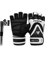 RDX L11 Перчатки Для Тяжелой Атлетики