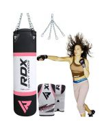 RDX X4 Punch Bag Set