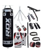 RDX X1 17pc Punch Bag Set