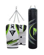RDX Zero Impact G Core Punching Bag Set
