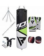 RDX F11 8pc  Punching Bag Set
