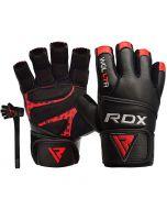 RDX L7 Crown Weightlifting Gloves