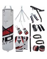 RDX F7 17pc Punching Bag Set