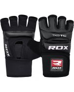 RDX T1 WTF schwarze Taekwondo Handhandschuhe