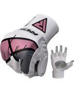 RDX T7 Ego Ladies  MMA Gloves