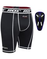 RDX X14 Compression Shorts & Groin Cup