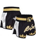RDX X7 Pale Gold Muay Thai Shorts