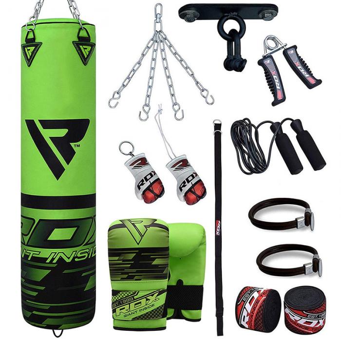 0ec34f814 RDX F16 5ft Punch Bag Set