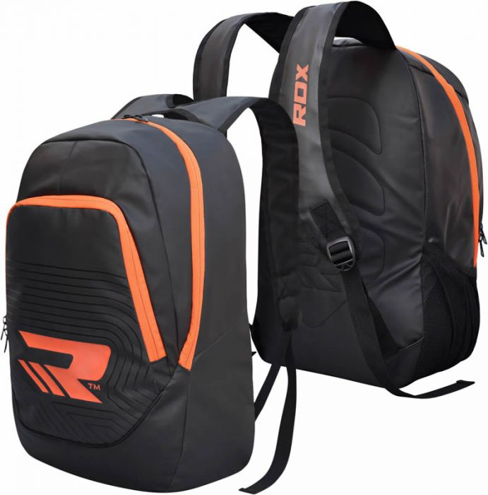 3fe90c57a319 RDX R4 Gym Kit Backpack. RDX R4 Training Kit Bag