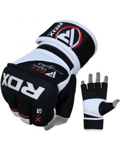 RDX X5 Small Red MMA Fight Gloves