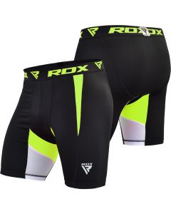 RDX X3 Thermal Spats Shorts