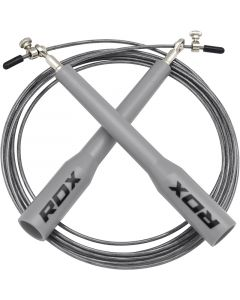 RDX C5 Skipping Jump Rope Grey