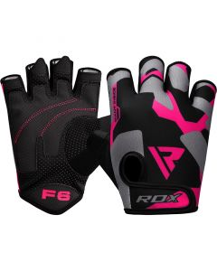 RDX F6 Fitness Gloves Small