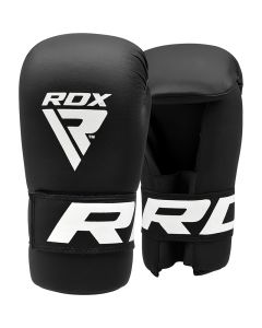 RDX X2 Taekwondo Gloves Black Small