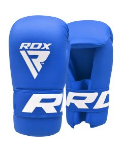 RDX X2 Taekwondo Gloves Blue Small