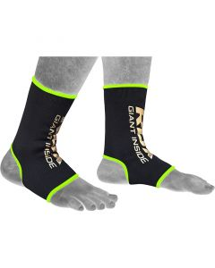 RDX AG Small Green Nylon Anklet Sleeve Socks