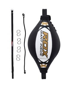 Boxing Double End Bags Floor To Ceiling Balls Rdx