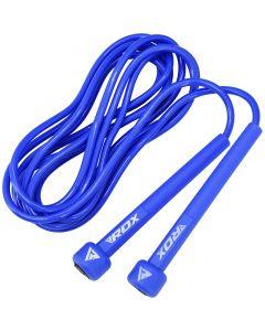 RDX C10 Blue Plastic Skipping Rope