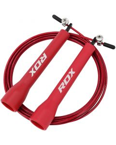 RDX C7 Red Plastic  Skipping Ropes