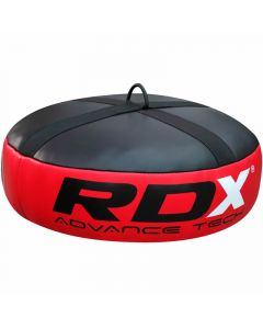 RDX X1 Punch Bag Floor Ancho Red