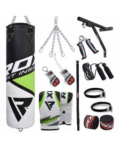 RDX 17pc Training Saco de Boxeo Set