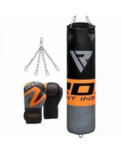 RDX F12 Punch Bag & Glove